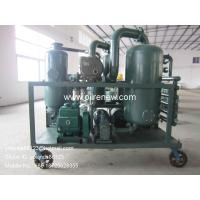 China Old Transformer Oil Regeneration Purifier, Oil Recycling, Oil Reconditioning, Oil Filter Plant ZYD-I-300(300LPM) on sale