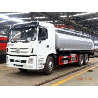 China 20CBM Fuel Tanker,Tri-Ring 20T Fuel Tank Truck,6x4 Fuel Tank Camions wholesale