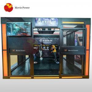China 2 Players VR Walking Simulator 360 Vision Virtual Reality Game Machine wholesale