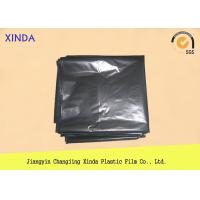 China Rubbish bin liner plastic garbage heavy duty bag on rolls printable artwork wholesale
