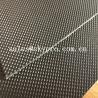 China Wear Resistant Anti Static Mini Diamond Top Fabric PU / PVC Conveyor Belting wholesale