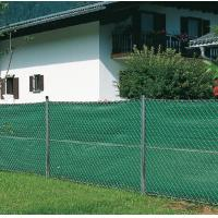 China Hdpe Anti UV Garden Privacy Fence Netting With Raschel Knitted wholesale