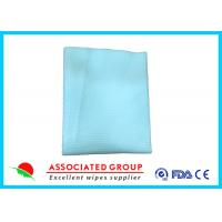 China 100 Gsm Ultra Size Disposable Dry Wipes For Bath Use , Pearl Small Dot Pattern wholesale