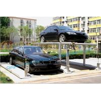 China 6,5 Floors Automatic hydraulic smart parking tower equipment wholesale