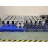 China Positive Displacement Air Driven Double Diaphragm Pump Flowed Medium wholesale