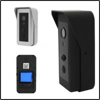 China Alarm door video phone WIFI Video Doorbell WD4 Motion Detection and Tamper wholesale