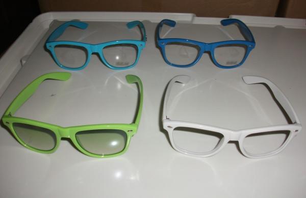 trendy glasses  trendy 3d fireworks glasses