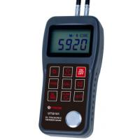 Buy cheap LCD with EL backlight  mm and inch Measuring display Ultrasonic Thickness Gauge from wholesalers