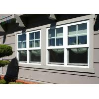 Buy cheap High Acid Resistant Aluminium Vertical Sliding Windows Open Way / Double Hung Window from wholesalers