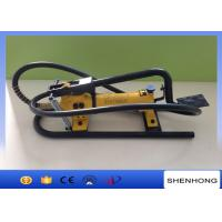 CFP - 800 Hydrauic Foot Pump Used In Overhead Line Construction