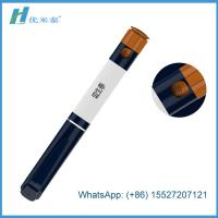 China Customized Disposable Diabetes Insulin Pen ,Safety Pen Needles With 3ml Cartridge wholesale