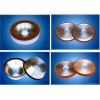 China Resin Bond Diamond & Cbn Grinding Wheel wholesale