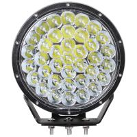 China magnetic led work lights round driving lamp 4x4, SUV,Jeep,Truck HCW-L148273 148W wholesale