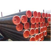 China API 5CT / API 5L Steel Pipe / Tubing ERW Welded API 5L Pipe For Oil And Natural Gas wholesale