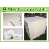 China Folding Resistance C1S Folding Box Board 300gsm For Toys Packaging wholesale
