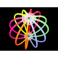China Long lasting glow ball of colorful glow sticks glow toys on sale