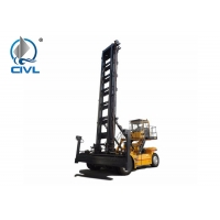 China Container Reach Stacker XCH80 Diesel New 80T Container Reach Stacker For Sale wholesale