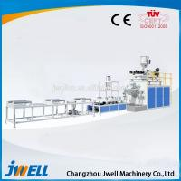 China Jwell PP Super Silent Water Drainage Pipe PVC Pipe Extrusion Process wholesale