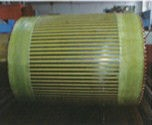0.2 0.3mm C Epoxy Resin Impregnated Mesh Polyester Fiberglass Banding Tape 1