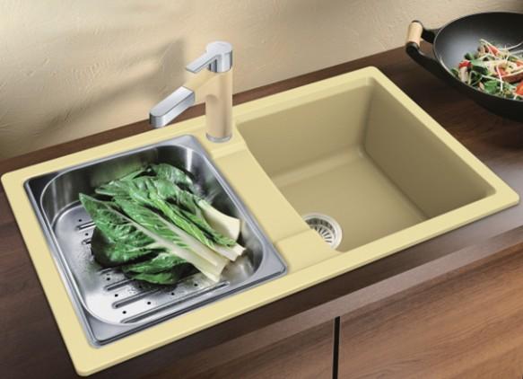 Quartz Kitchen Sinks Images