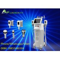 China 5 Handles Cryolipolysis Fat Freeze Machine Vertical For Men or woman wholesale