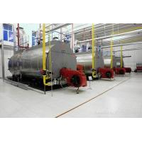 Vertical Thermal Oil central heating boiler