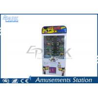 China Electrical Toy Gift Claw Crane Vending Game Machine With Mini Keyboard wholesale