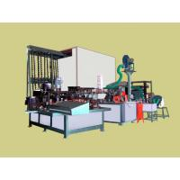 China High Efficiency Paper Core Tube Making Machine 0.3-0.4Mpa Air Pressure wholesale