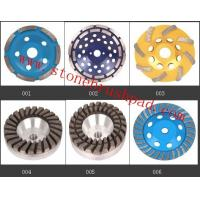 China Diamond cup wheel for grinding wholesale