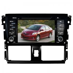Buy cheap Navigation de TOYOTA GPS de navi de lecteur DVD de voiture avec la radio Vios Yaris de généralistes de dvd from wholesalers