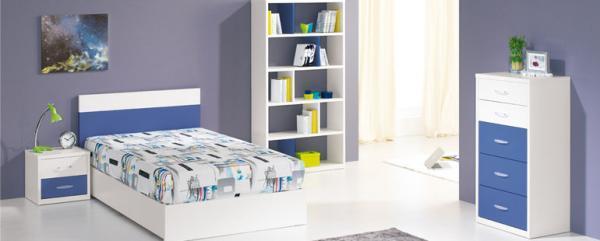 Quality Children room furniture-Bed, bedside table, desk. for sale