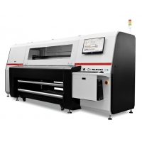 China High Speed Digital Flatbed Inkjet Printer For Textile on sale