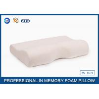 Contour Orthopetic Memory Foam Massage Pillow For Shoulder And Neck Pain