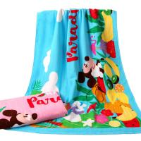 China Ultra Soft Reactive Printed Beach Towels Mickey Mouse For Daily Advertising wholesale