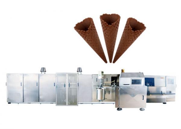 Quality Rápido calentando para arriba el helado del horno que hace la máquina, máquinas con Turner de alta presión 1.5hp for sale