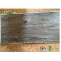 China Luxury Vinyl Tile Flooring With Good Dimension Stability For Living Room on sale