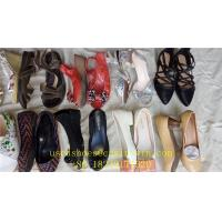 China Fashion /new style woman used shoes    used shoes old clothing second hand bags wholesale