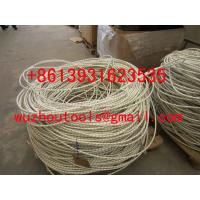 China hollow braid rope braided rope PP hollow braid rope wholesale