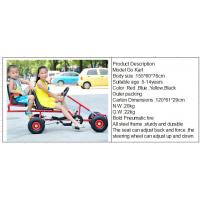 China Small Black four wheels go karts for 5-14years old wholesale