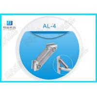 China AL-4 aluminum pipe connector connector aluminum + ADC-12 material Double sides of 45 Degree joint wholesale