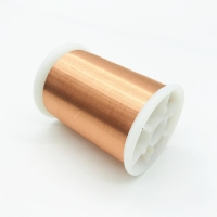 China 0.036mm Enameled Copper Magnet Wire For Watch / Coils wholesale