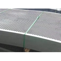China Noise Control SS316L Decorative Perforated Sheet Metal In 1*20m Roll wholesale