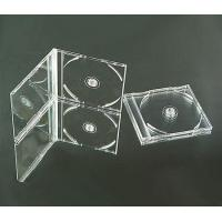 China 7mm Single Clear/Transparent CD Case(CD Case) on sale