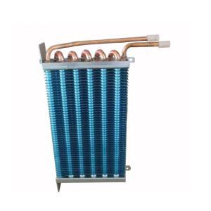 China 2.8Mpa Aluminum Foil Refrigerator Evaporator Rectangle Welding Line wholesale