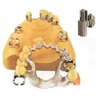 China Partial Denture Tooth Attachment Telescopic Overdenture High Degree Oral Comfort wholesale