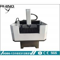 China Heavy Structure CNC Router Machine High Precision Metal Working Usage wholesale