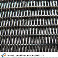 China Stainless Steel Double Weave Wire Mesh wholesale