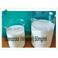 China Oral Liquid Winstrol Stanozolol 50mg/Ml 99% Pure Steroids Injections For Bodybuilding wholesale