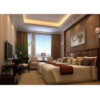 Commercial Hotel Affordable Apartment Furniture Sets Large Size High Standard