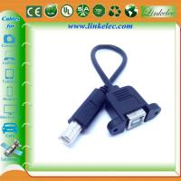 China usb panel mount cable usb shielded high speed cable 2.0 wholesale